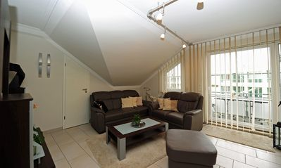 Photo for Exclusive 4 star vacation apartment w/2 bedrooms, 2 bathrooms