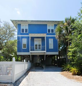 Photo for One of a Kind Contemporary Beach House - 300 Yards to Red Bar/Beach