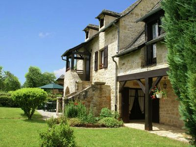 Photo for Quietly situated detached house in pristine Aveyron