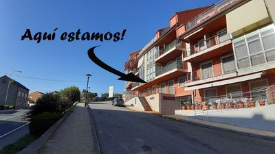 Photo for Apartment with POOL in Portosín (fishing village of the Muros-Noia estuary)