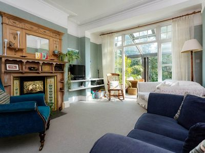 Photo for Cosy 3 Bedroom House in Leafy Chiswick, Sleeps 6 (Veeve)