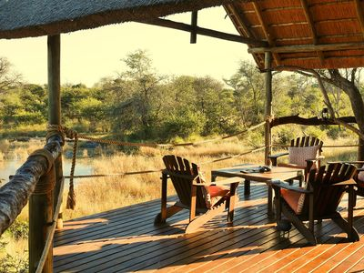 Photo for Omogolo Bush Lodges - Your private home in Botswana's wilderness...