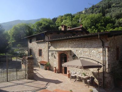 Photo for holiday home Casa Vecchio Frantoio, Camaiore-Lombrici