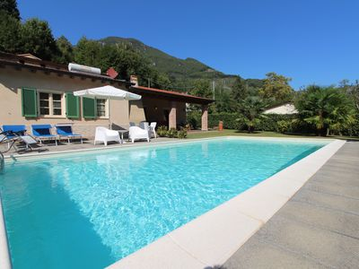 Photo for Beautiful newly built house with private pool for 6/7 people.