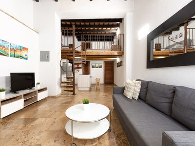 Photo for Modern Loft Apartment in the Heart of Old San Juan (1BD)