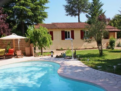 Photo for Vacation home Ferienhaus mit Pool (LTO105) in Le Thoronet - 6 persons, 3 bedrooms
