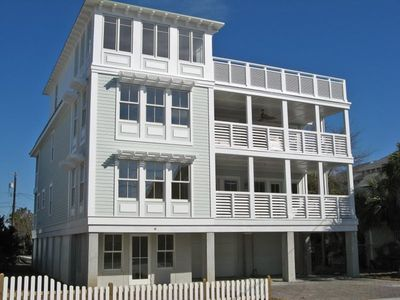 You`ll Love Your `Tybee Time` At This Gem Of A House - Free Wi-fi