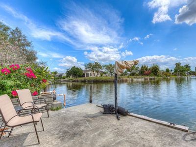 Photo for Villa Manitoba well appointed home with 3bed/2bath with pool on a canal with a beautiful view