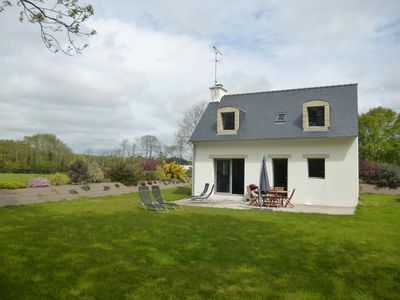Photo for Beautiful house all comfort 4 P, trees, near the beaches in Sainte Marine - WIFI