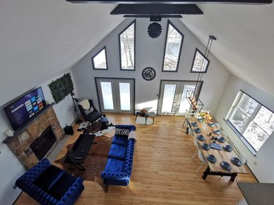 Photo for Lake Front House/SAUNA/GRILL/POOL Table/KAYAKS