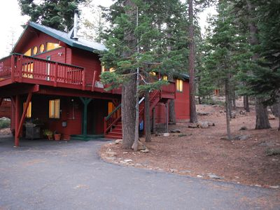 Photo for $100/nt NOW tIl 6/30 - HOT TUB Tahoe Home w/ New Kitchen, HOA beach & Pier