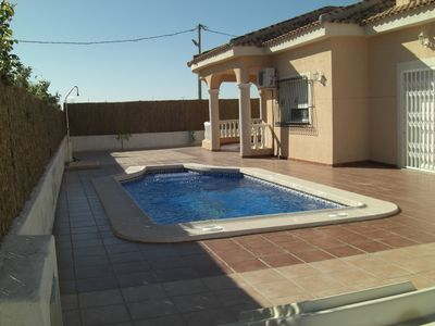 Photo for Private Detached Villa With Private Pool