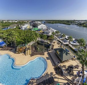 Photo for 2 BDRM~ HARBOURSIDE AT MARKER 33~ GREAT VIEWS~ WATERPARK~ LAZY RIVER~ MINI GOLF