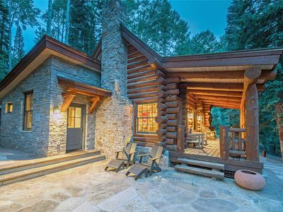 Photo for A Charming Ski-In/Ski-Out Cabin with Tons of Privacy in the Heart of Mountain Village.