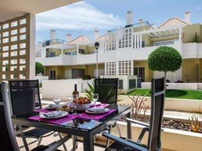 Photo for Magnifico T1 in condominium Cabanas Beach with pool and near the beach