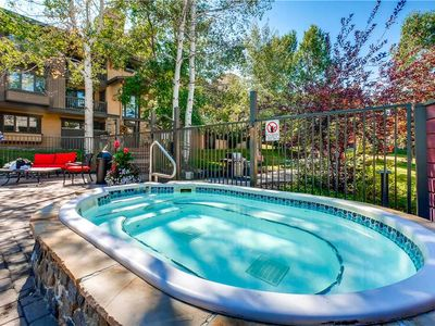 Photo for 2 Bedroom Condo w/Pool Access, Fitness Room, Private Balcony for Summer Days