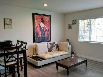Photo for Cozy modern home near MetroLink & The Claremont Colleges