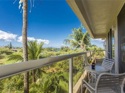 Photo for Maui Banyan H-407 - 1 Bedrooms, Newly Upgraded, Ocean View, 2 Pools