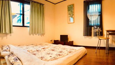 Photo for Quiet room in Nijo Kyoto (Free bikes Free Wifi)