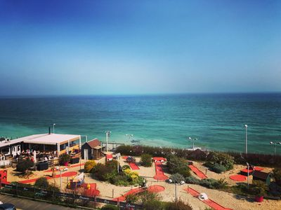 Photo for Nice apartment sea view in Luc sur mer