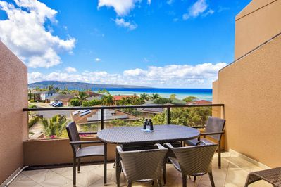 Lanai - Aloha, welcome to Lahaina! Your ocean-view condo is professionally managed by TurnKey Vacation Rentals.