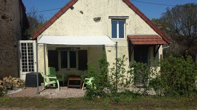 Photo for Romantic Gite for 2 people in former Bergerie