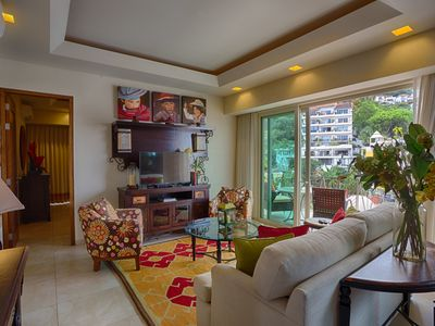 Photo for V177 504 1BD Condo for rent in Old Town, Puerto vallarta