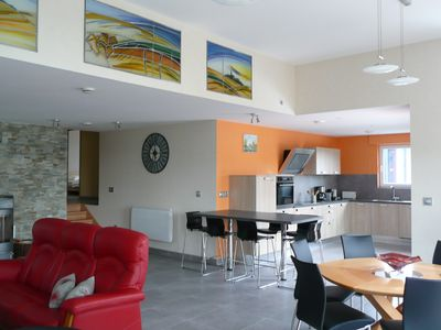 Photo for **** House of 130 m2 for 6 people in a modern house in Heidolsheim