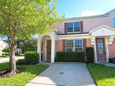 Photo for Peaceful Community Townhome with Splash Pool, Just 5 Miles to Disney Resort