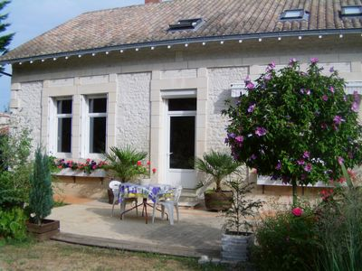 Photo for Bed and Breakfast 2 beds near Royan