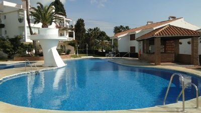 Photo for Apartment with view - Close to beach - Miraflores -Calahonda - Costa del sol