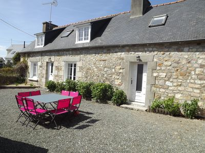 Photo for Cottage near Paimpol 5 people comfortable and bright