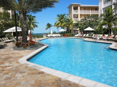 Photo for Craig & Cindy Key West 2 Bedroom Beachside Resort Condo