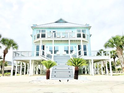 Photo for Seascape on Perdido Key, Beach and Bay Front, a Southern Living Featured Home!