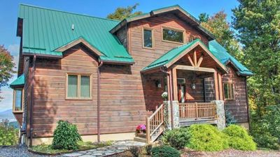 Photo for 4BR Cabin Vacation Rental in Fleetwood, North Carolina