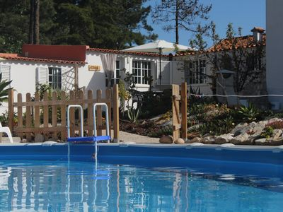 Photo for Casa Anouk, within the domain of Casa Aiana, with swimming pool and 5 min from the sea