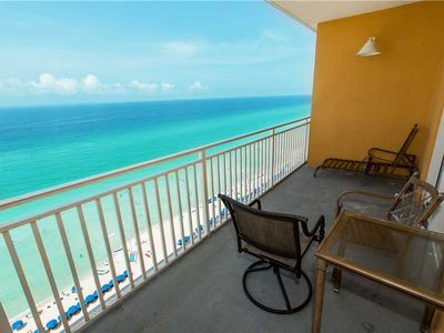Photo for Splash Resort 1406W Panama City Beach: 2 BR / 2 BA condo in Panama City Beach, Sleeps 6