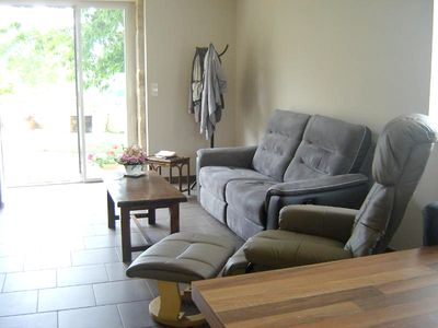 Photo for 2BR House Vacation Rental in La Vineuse sur Frégande