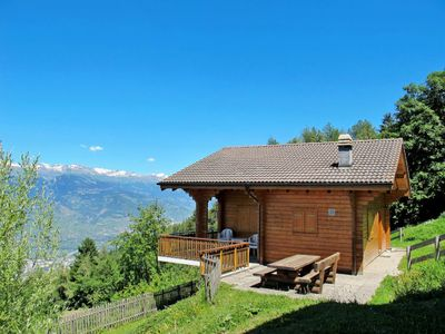 Photo for Vacation home Chalets Les Fontannets (VEZ130) in Veysonnaz - 10 persons, 5 bedrooms