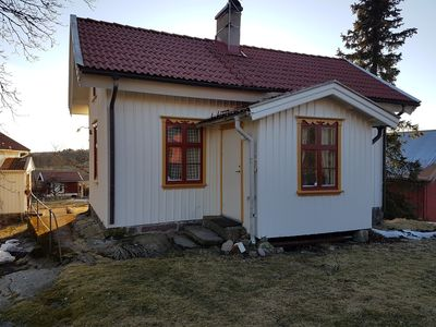 Photo for Farm cottage located on a smaller farm on the west coast. Close to animals and nature