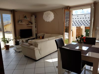 Photo for Apartment on the ground floor 4/6 people Briançon