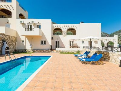 Photo for Vacation home Villa Thalassa  in Bali, Rethymnon, Crete - 8 persons, 4 bedrooms