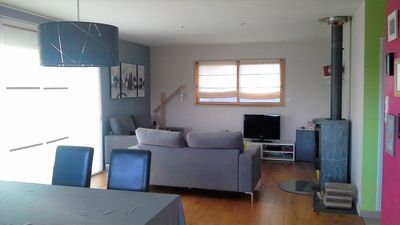 Photo for Recent and modern house at 800 m from shops and 1.5 km from the beach