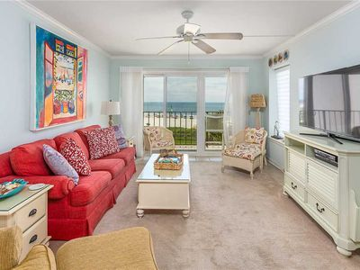 Photo for Family Friendly Beachfront Condo! Tons of Great Amenities including Pool, Beach Access