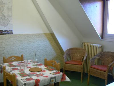 Photo for Quiet apartment in La Bourboule -2 sleeps - Antares