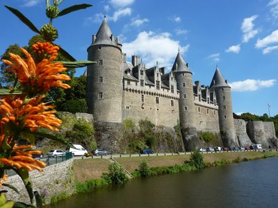 Photo for Josselin town house for 5 people