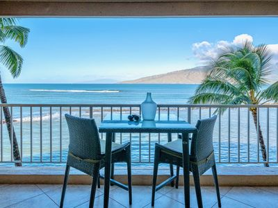 Photo for New Listing! Oceanfront with Spectacular Views