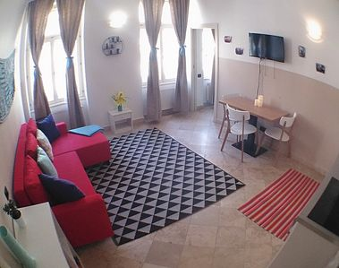 Photo for 1BR Apartment Vacation Rental in Prague 2, Prague