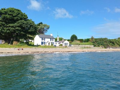 Photo for 3BR House Vacation Rental in Llanfaes, Beaumaris, Anglesey