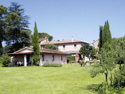 Photo for Holiday residence Il Sole Verde, Mercatale Valdarno  in Um Siena - 6 persons, 2 bedrooms